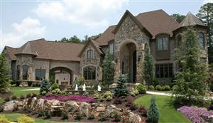 Alex custom homes luxury custom new home builder atlanta for Luxury house plans atlanta ga